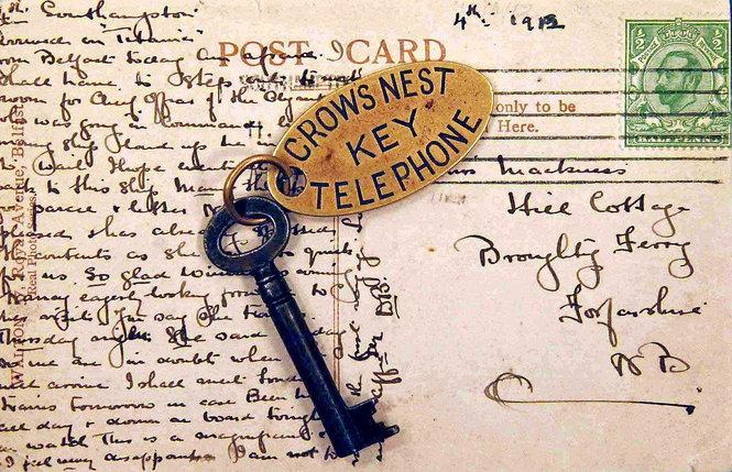 Один ключ мог спасти «Титаник»