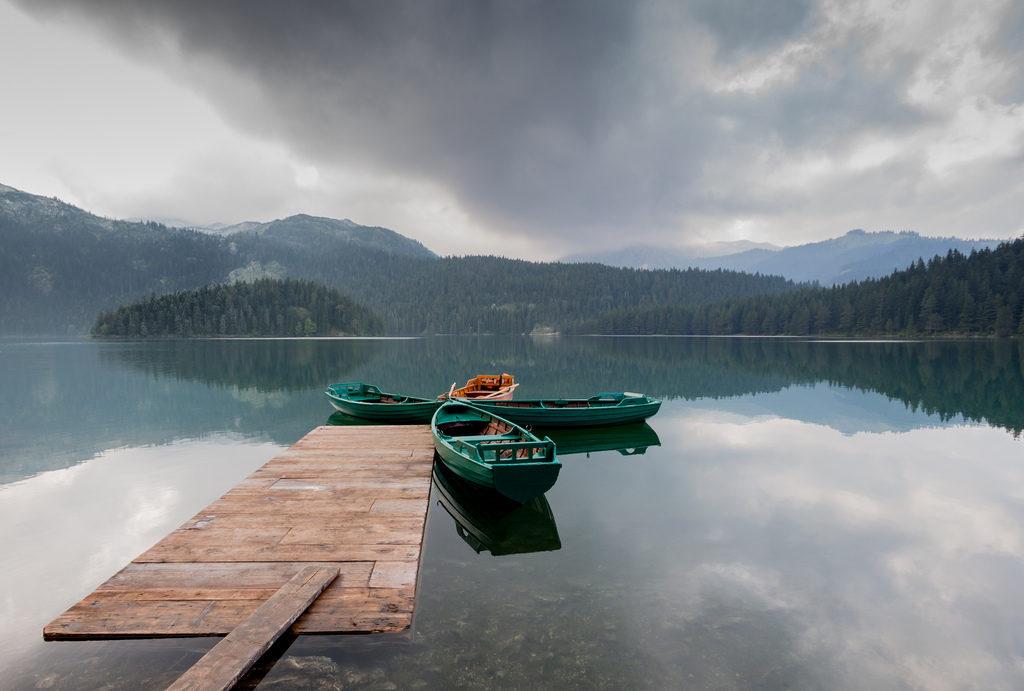 Озеро Крупач