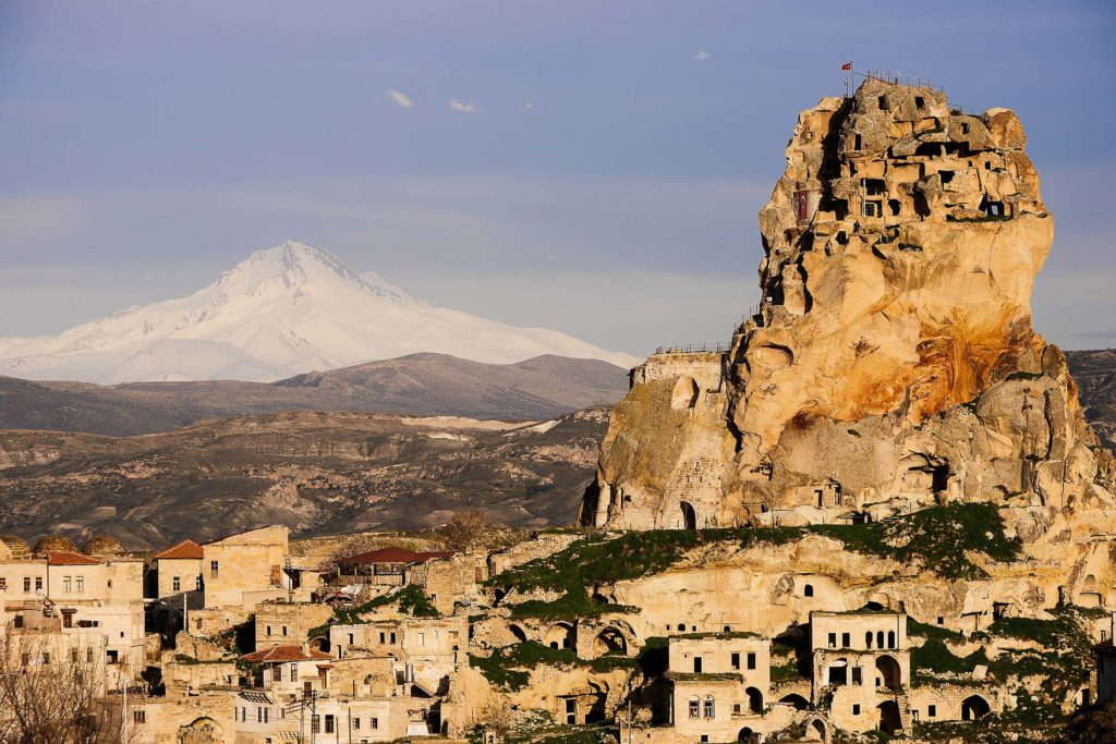 Ортахисар, Каппадокия