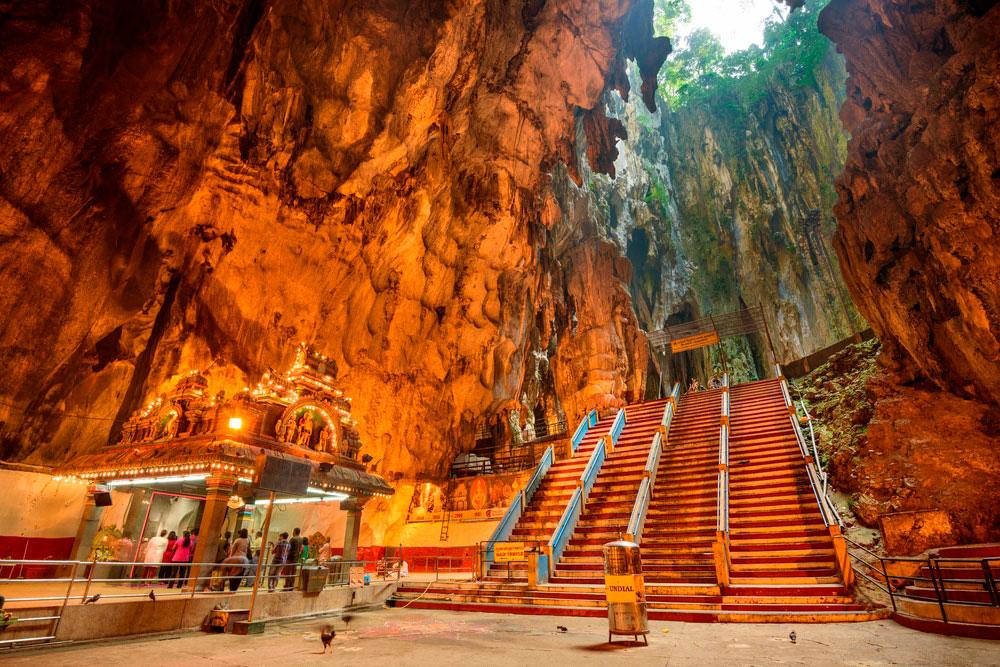 Пещера Бату, Малайзия