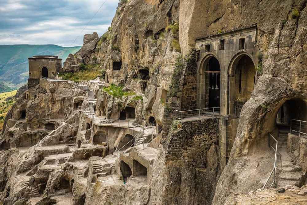Пещерный монастырь Вардзия, Грузия