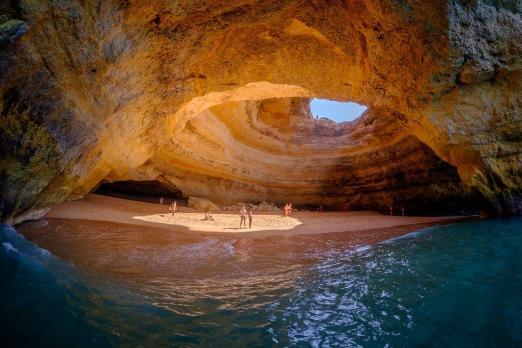 Пещеры Алгарве, Португалия
