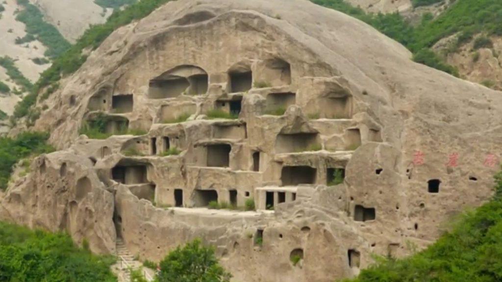 Пещеры Guyaju, Пекин, Китай