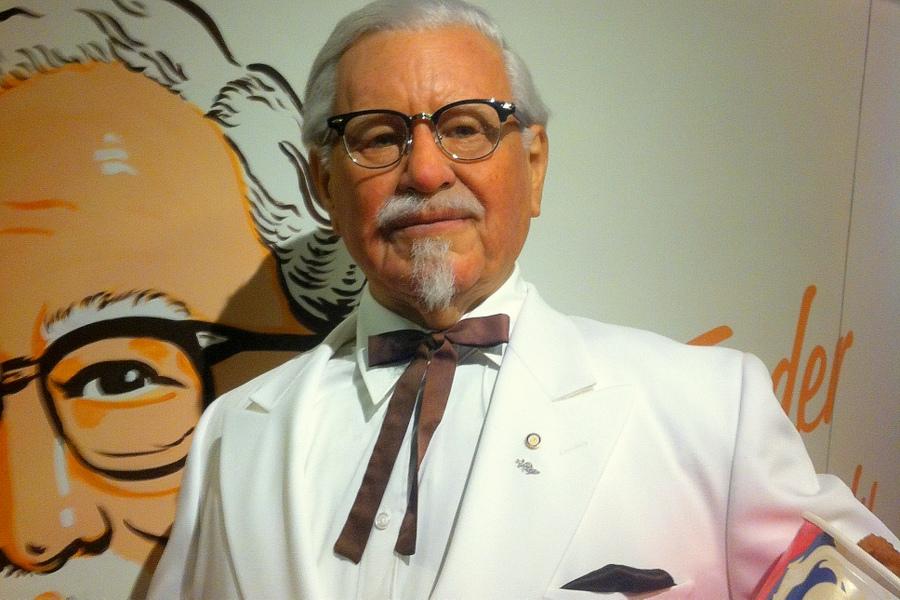Полковник Сандерс