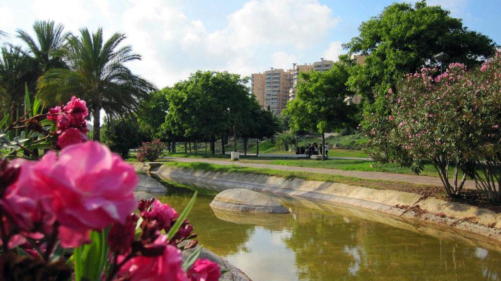 Сады Турии