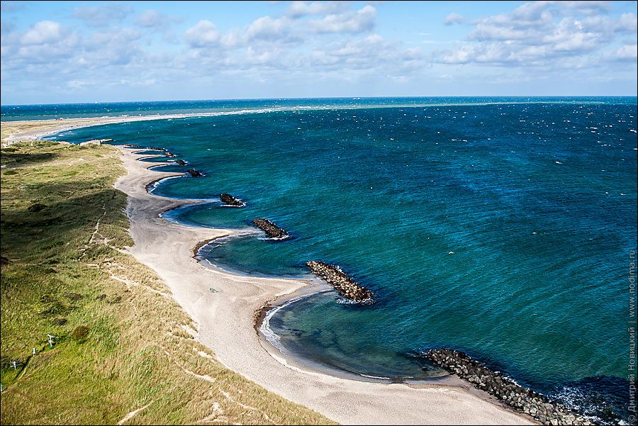 Пляжи Скаген