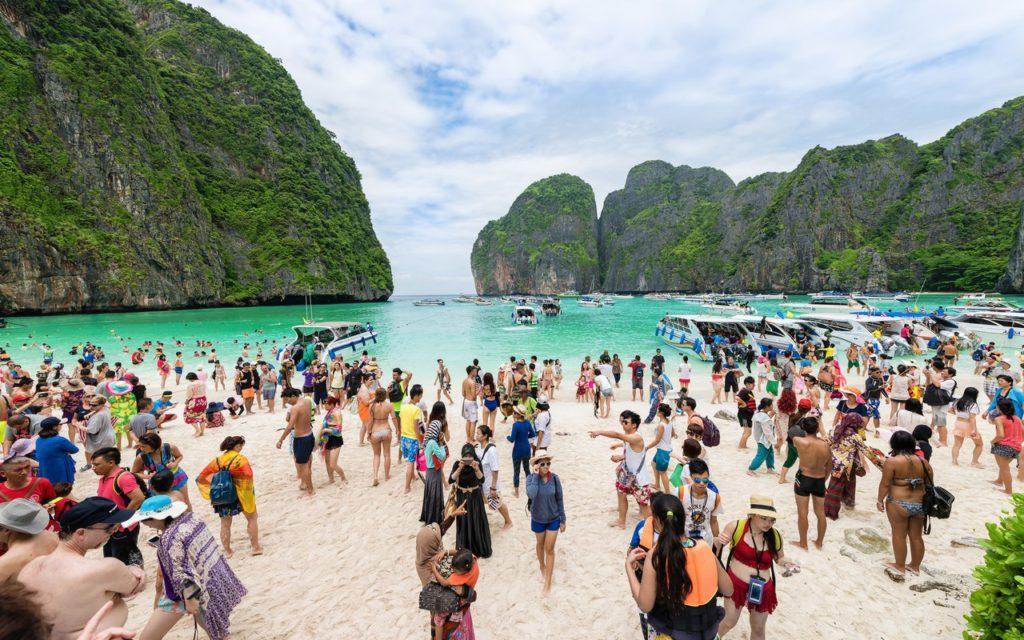 Таиланд, «Пляж»