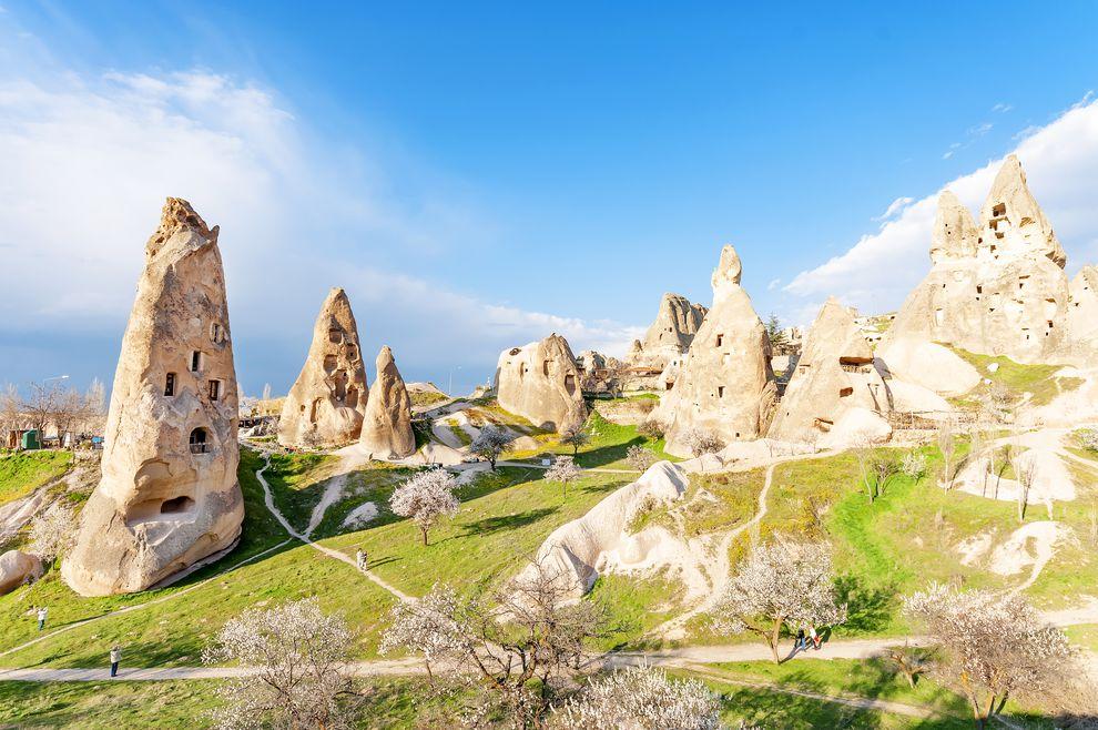 Учисар, Каппадокия, Турция