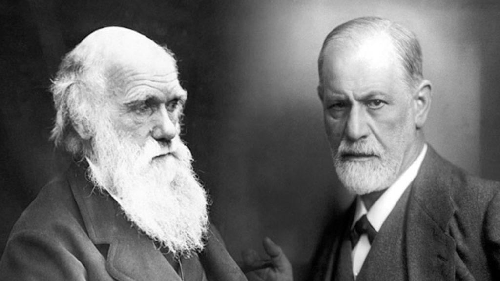 Чарльз Дарвин повлиял на Фрейда