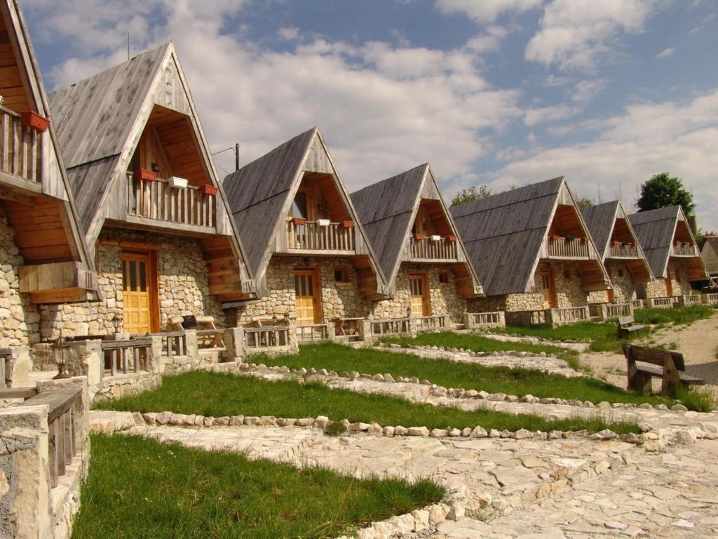 Эко-деревня Невидио