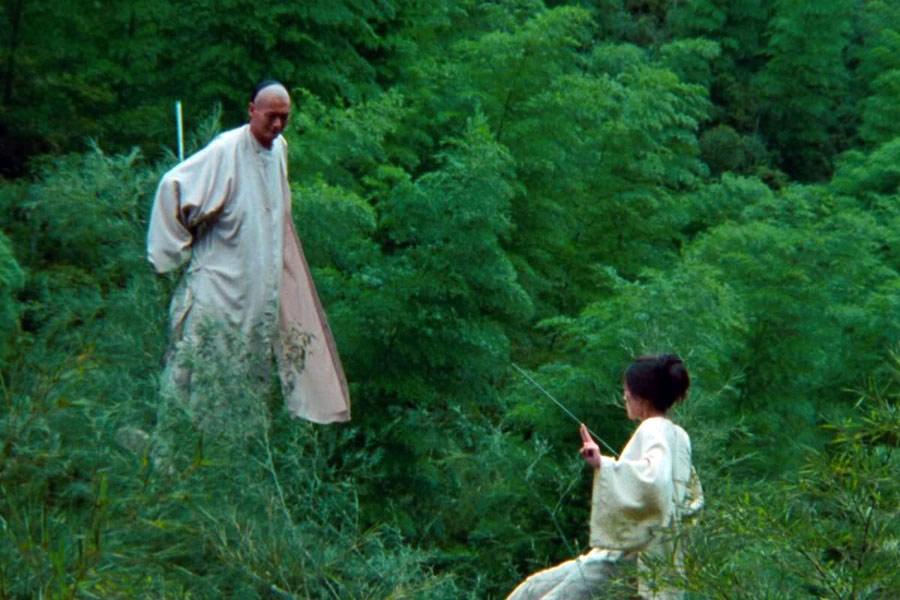 бамбуковый лес Анжи