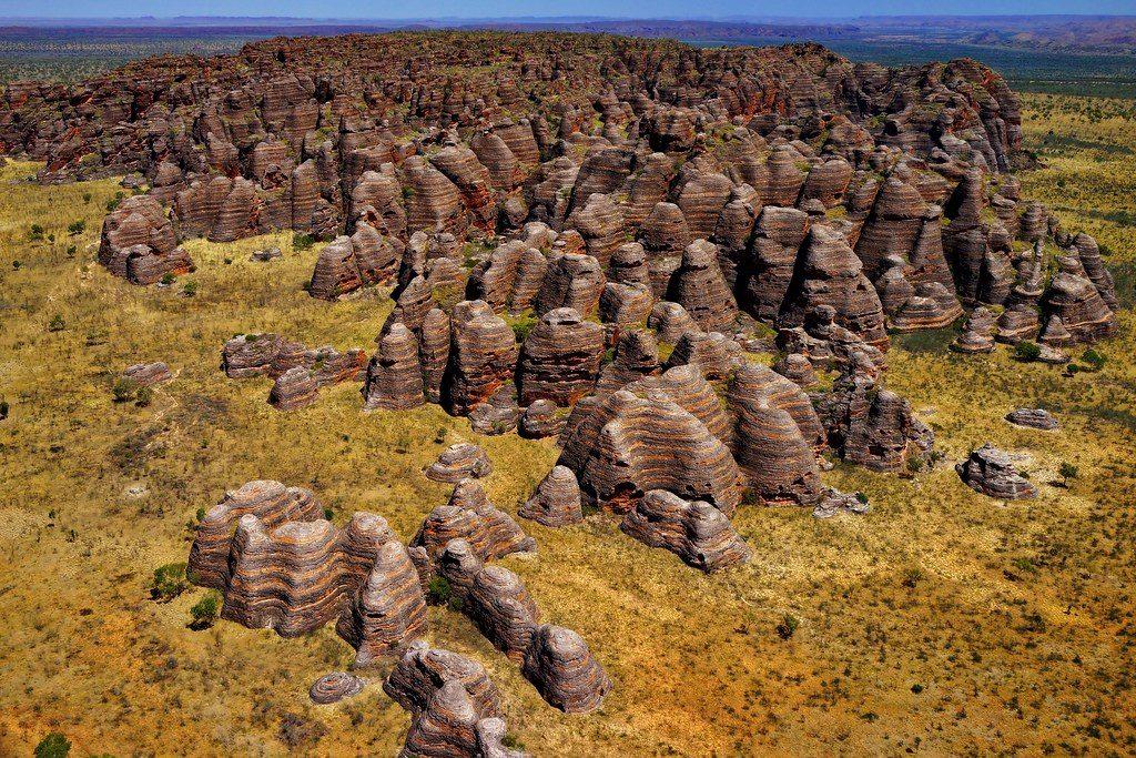Bungle Bungle Range, Австралия
