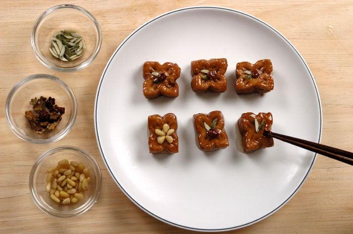 Yakgwa-сладкое корейское печенье