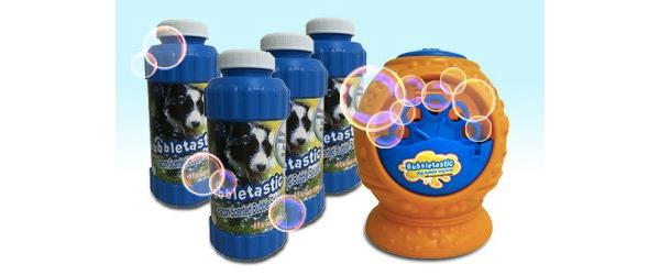 Пузыри с запахом бекона