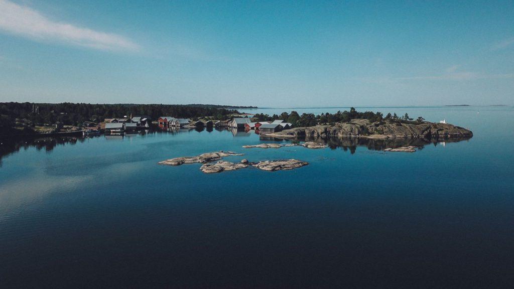 Аландский архипелаг