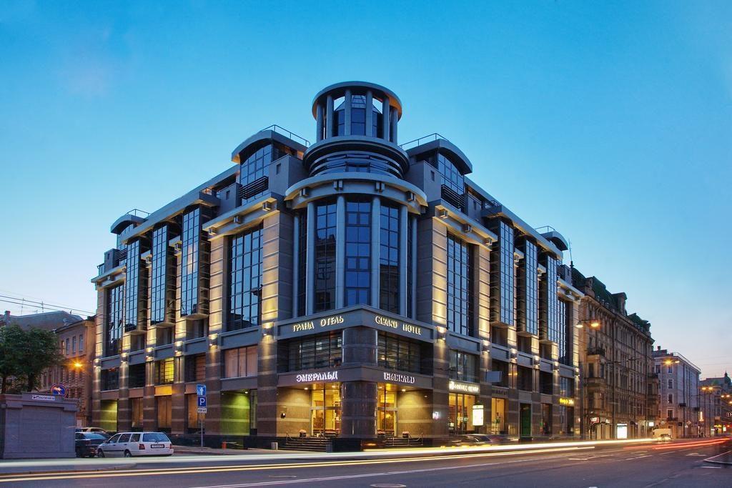 Где остановиться в Санкт-Петербурге
