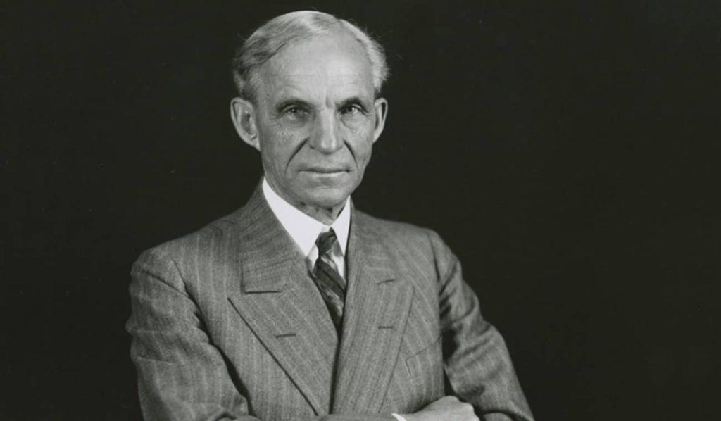 Генри Форд