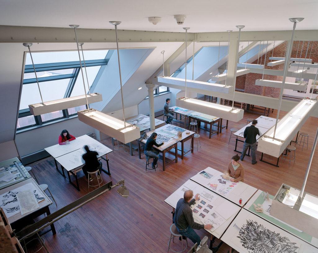 Институт Пратта, Нью-Йорк, США