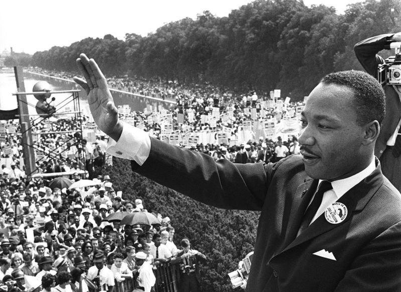 Мартин Лютер Кинг-младший