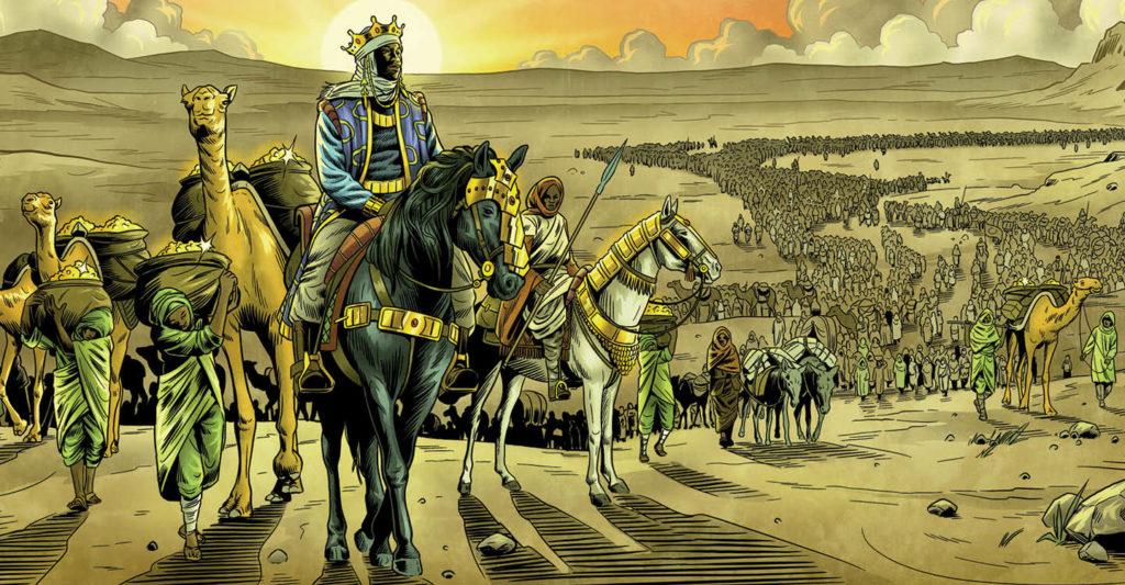 Муса I из Малийской империи