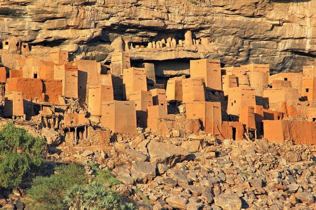 Скалы Бандиагара, Мали