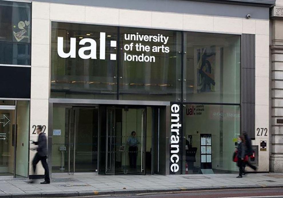 Университет искусств Лондона (UAL), Лондон, Великобритания