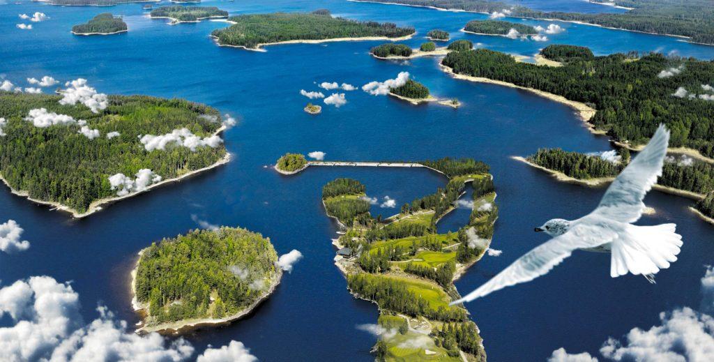 Финский Озерный край
