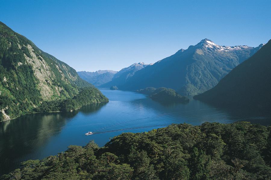 Сомнительный Звук (Doubtful Sound), Новая Зеландия