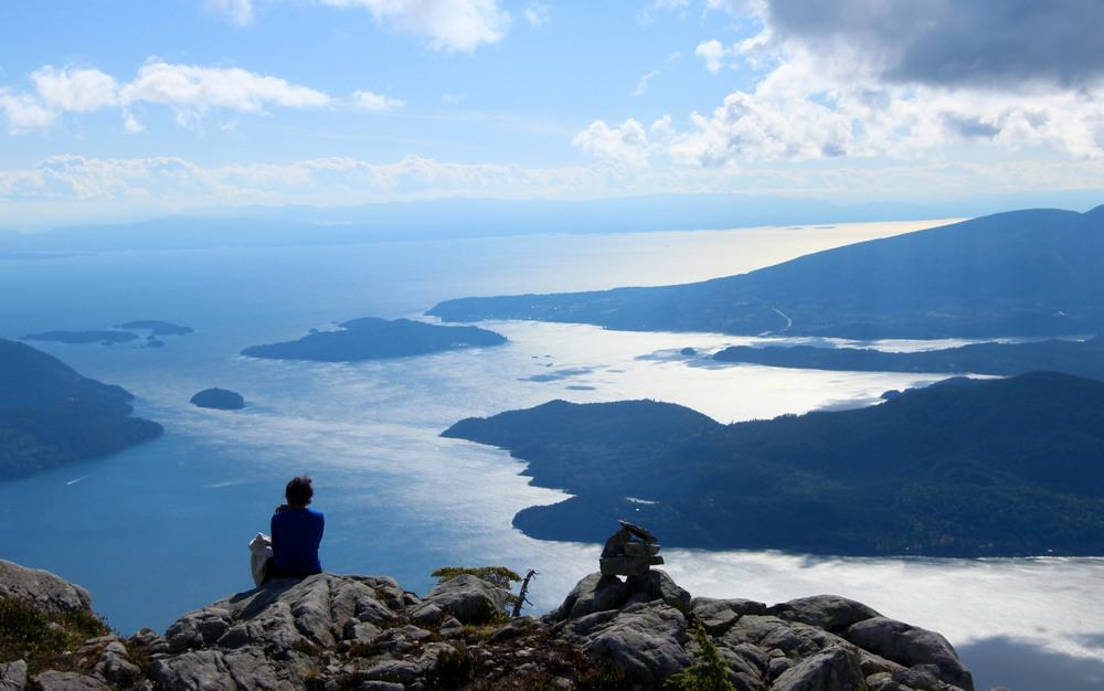 Howe Sound, Канада