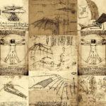 10 невероятных изобретений и проектов Леонардо да Винчи