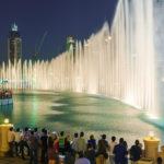 Самые известные фонтаны в мире