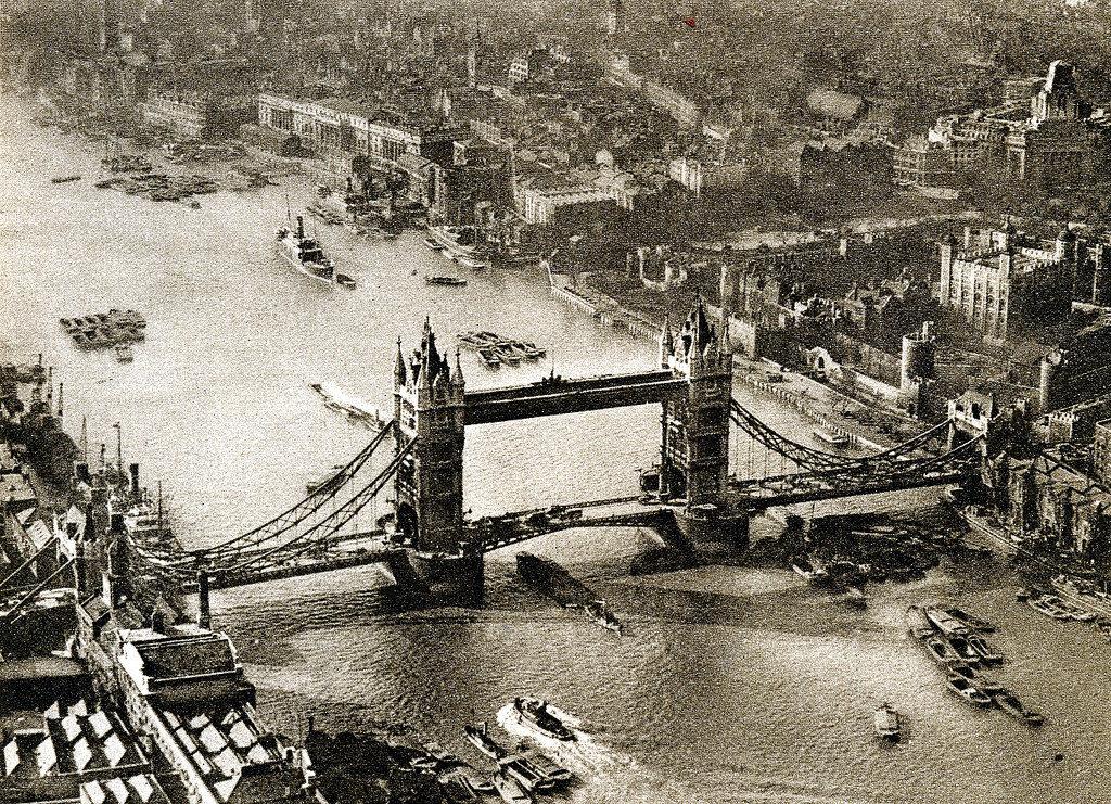 С 1860-х годов Лондон не просто пахнет лучше