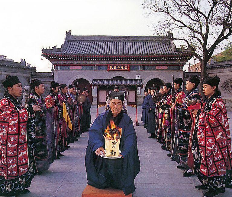 Китайская народная религия
