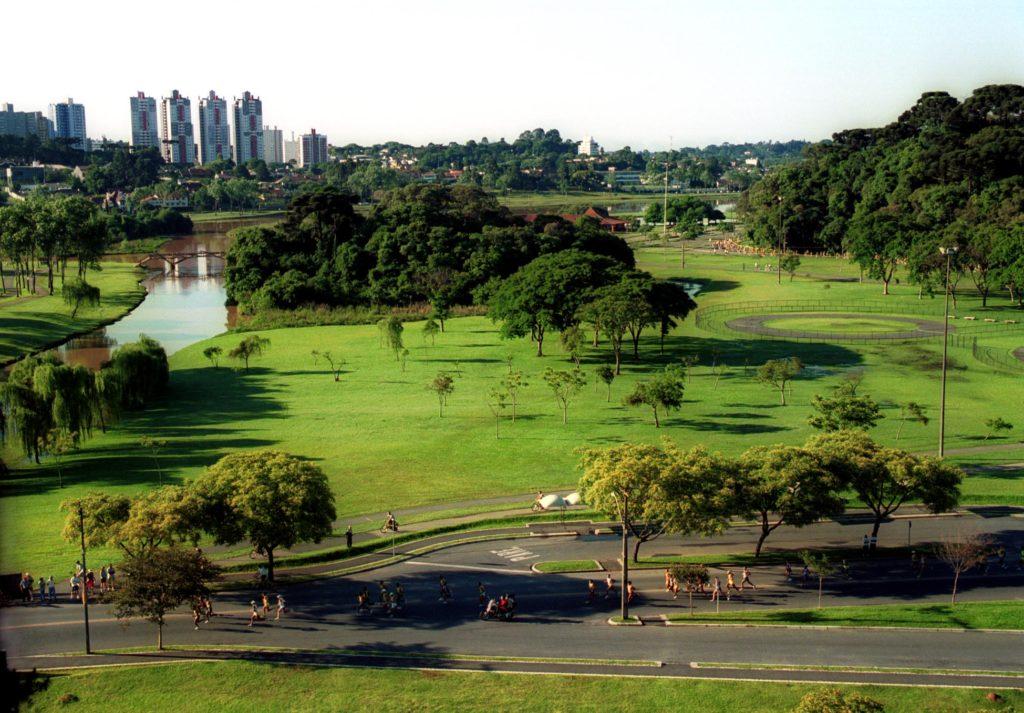 Куритиба, Бразилия