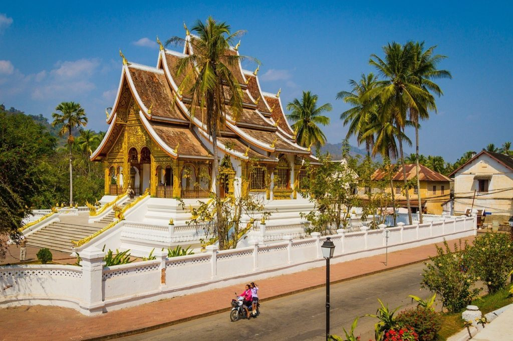 Луангпхабанг, Лаос