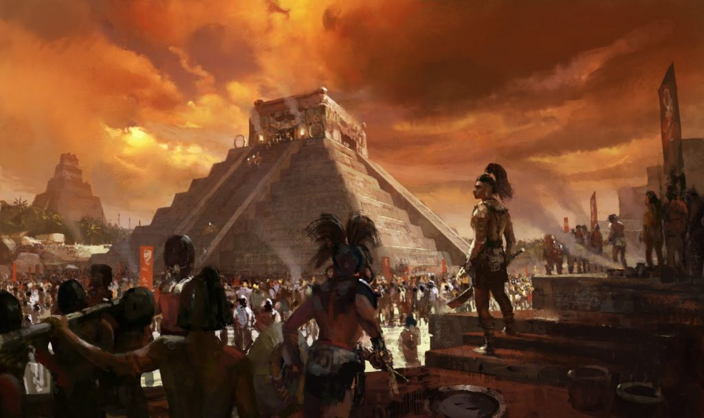 Цивилизации Инков 1200 – 1542 нашей эры