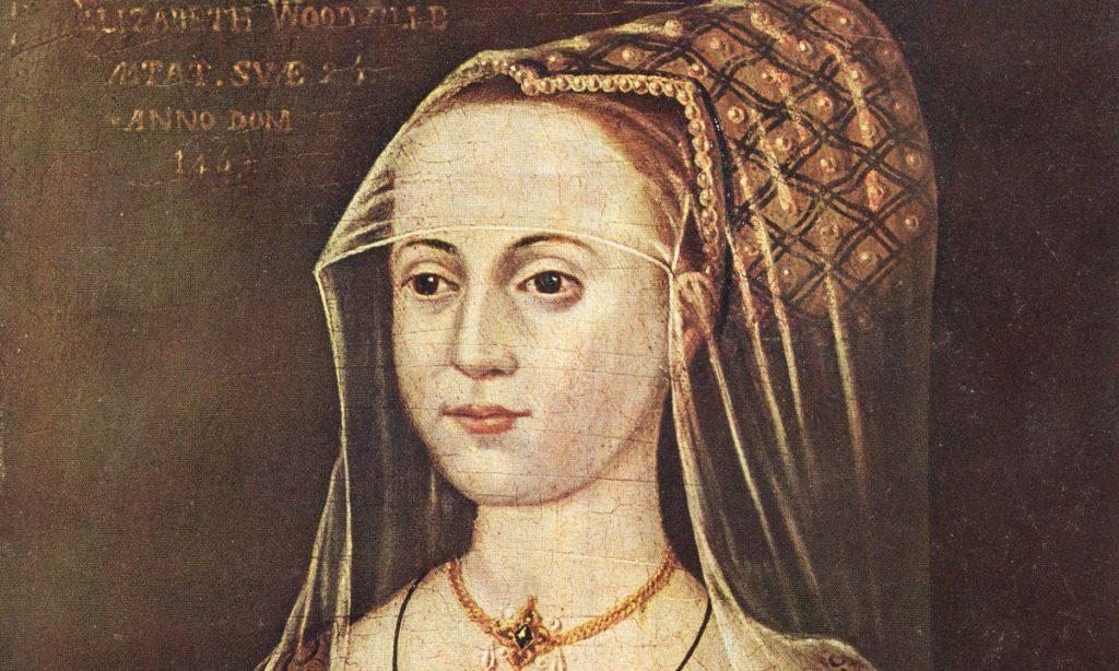 Элизабет Вудвилл