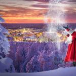 10 лучших мест для празднования Рождества в Европе