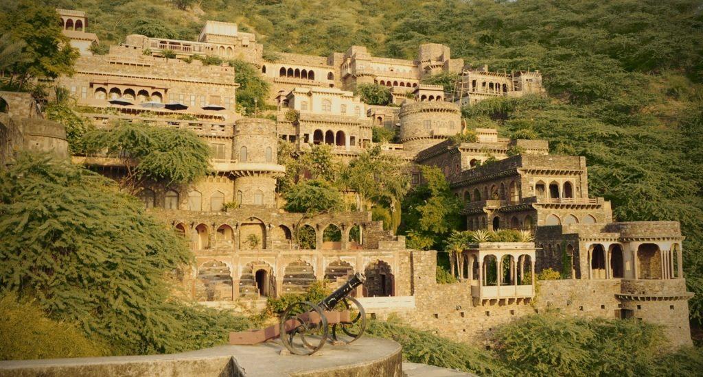 Бхангарх, Раджастхан