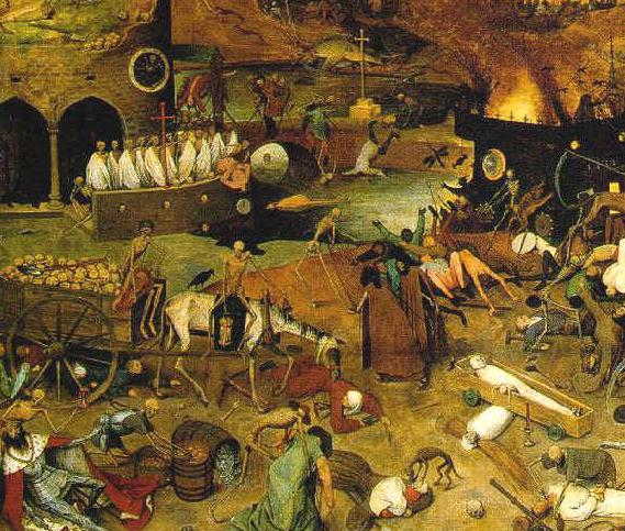 Во время Великого голода в Европе (1315-1317)