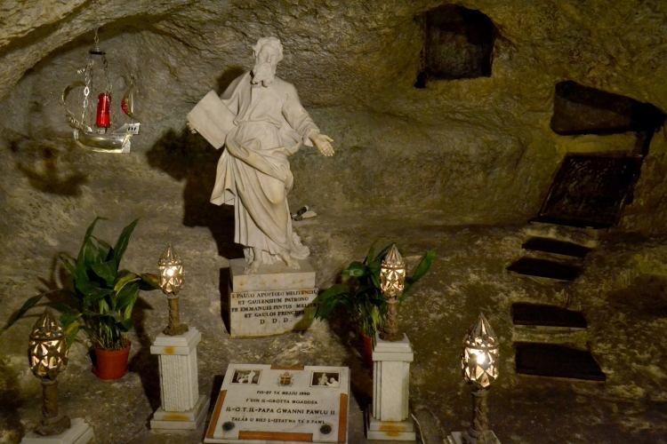 Грот Святого Павла