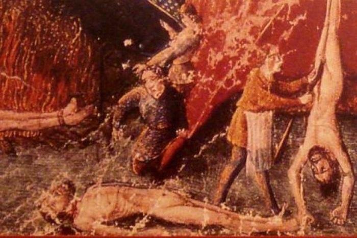Каннибализм был зафиксирован в Испании во время осады Нумантии