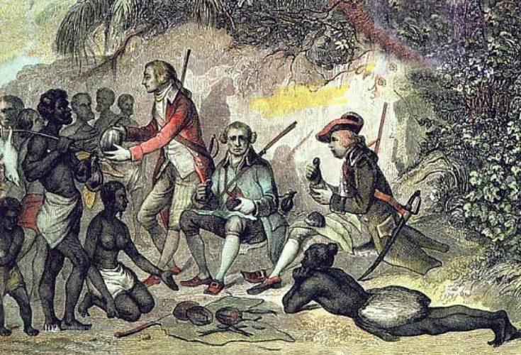Капитан Джеймс Кук описал каннибализм среди маори