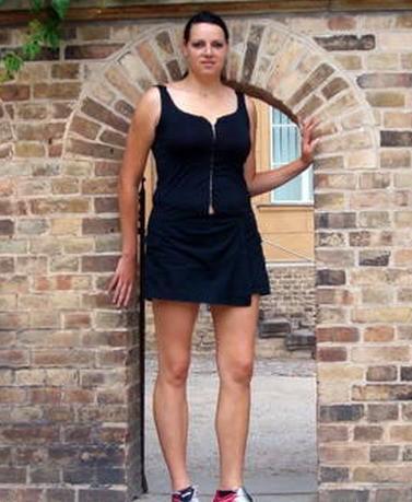 Каролина Вельц (206 см)