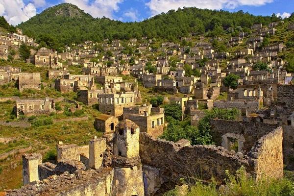 Каякей, Турция
