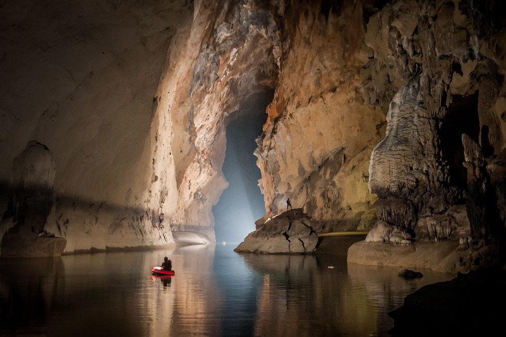 Китай. Пещеры Гуанси