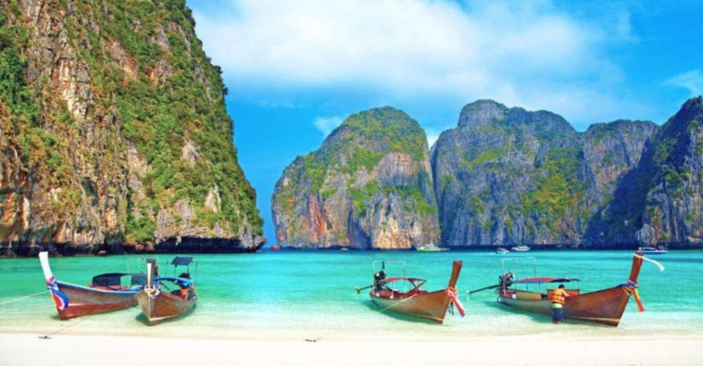 Ко-Пхи-Пхи, Таиланд