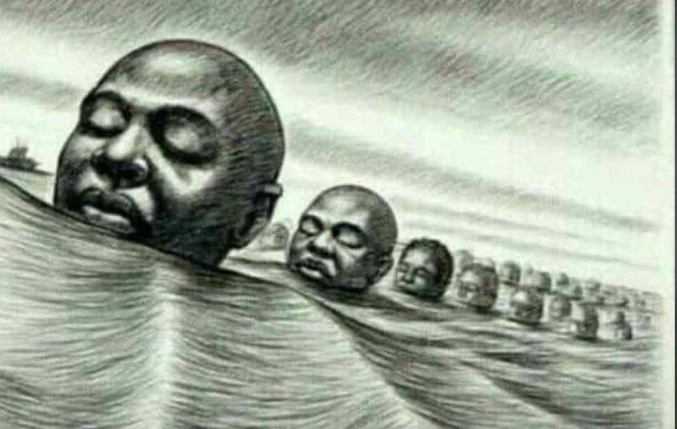 Массовое самоубийство Игбо