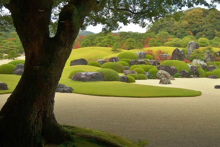 Музей искусств Адачи, Ясуги, Япония