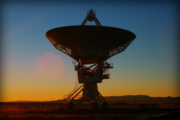 Национальная радиоастрономическая обсерватория (NRAO)